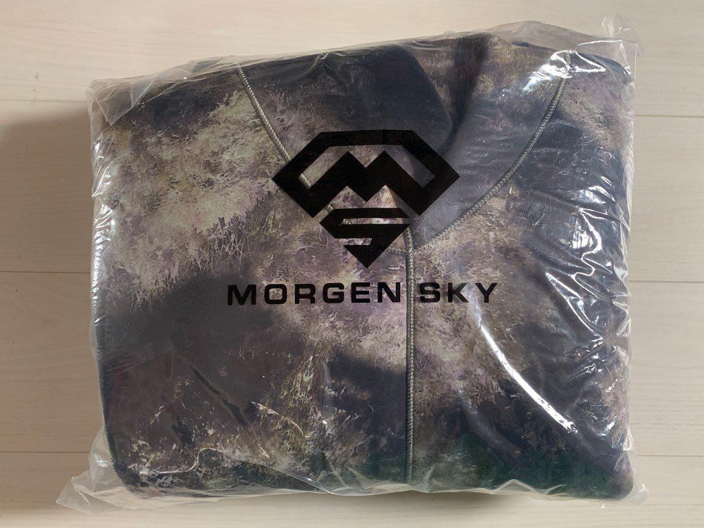 MORGEN SKY(モルゲンスカイ)のウェットスーツのパッケージ