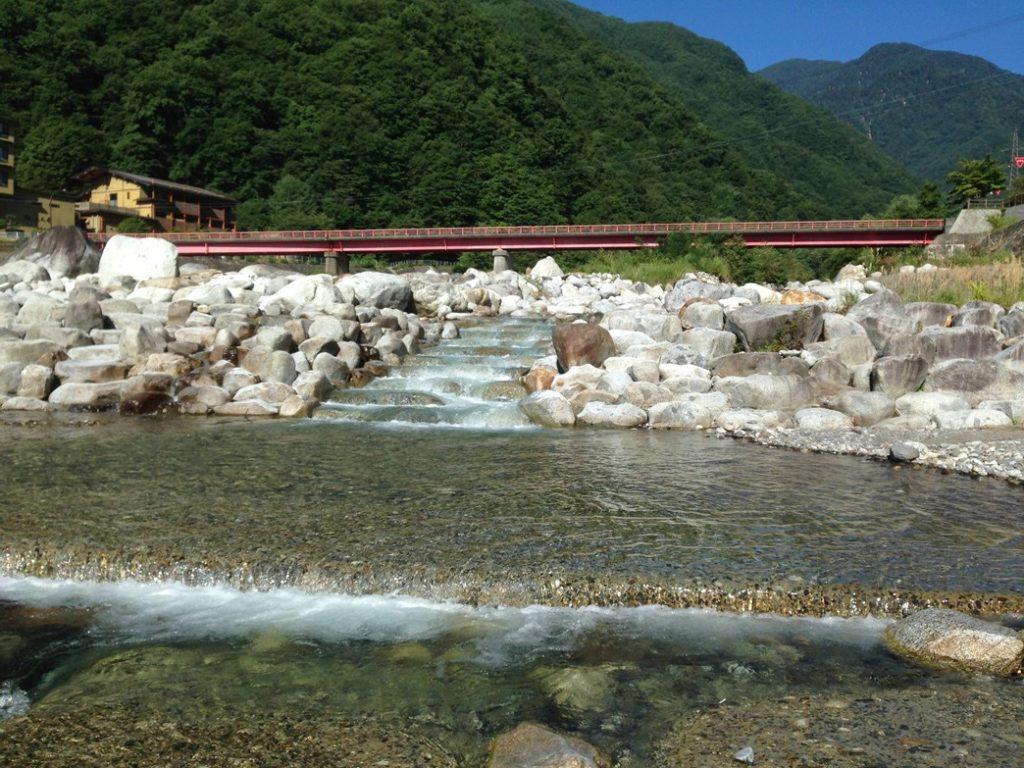 大田切川の景色②